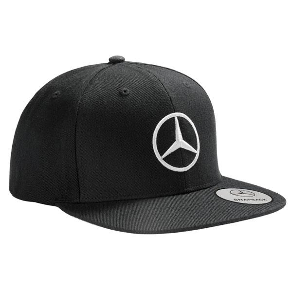 Mercedes-Benz-Flat-Brim-Cap-Zwart-B66953170