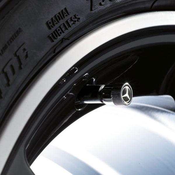 Mercedes-Benz-Ventieldoppen