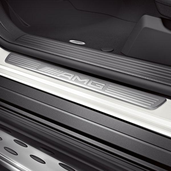 AMG-Instaplijsten-zonder-verlichting-Mercedes-GL-klasse-X166-ML-klasse-W166