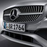 Diamand-Grille-Chrome-Mercedes-Benz-A-Class-W176-Facelift