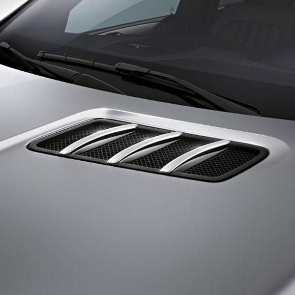 Mercedes-Benz-W166-C292-Motorkap-Chrome-Sierstukken-A1668800082